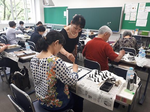 漢字初級クラス
