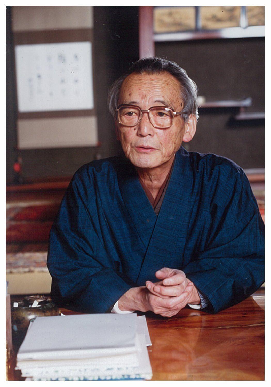 NHK学園俳句講座創設者 飯田龍太
