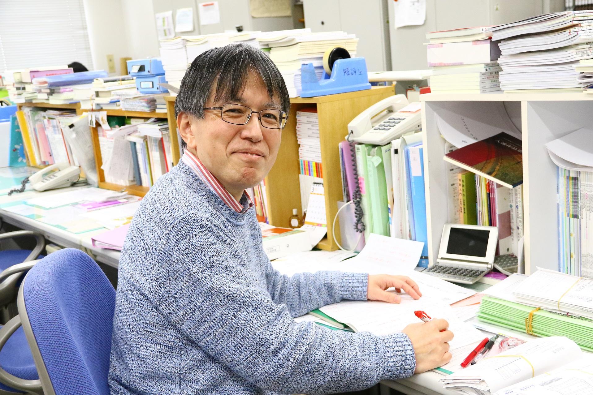 藤島秀憲先生